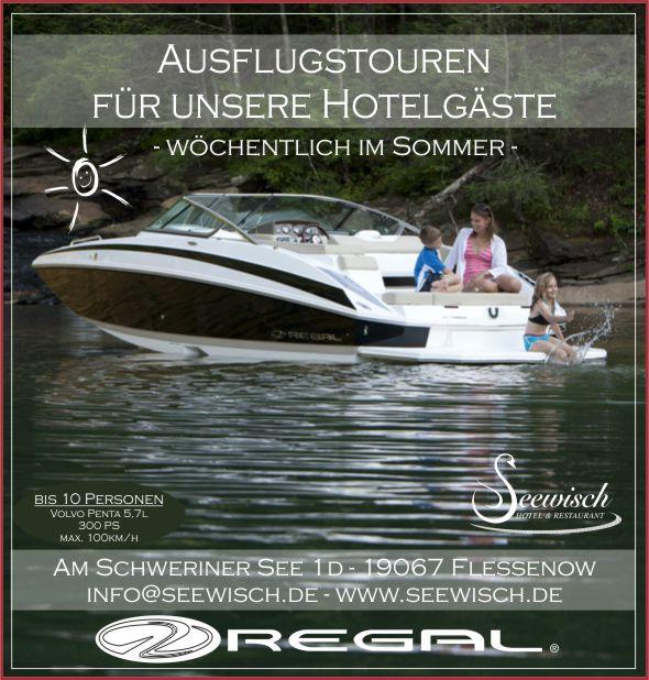 Bootsfahrten-Schweriner-See